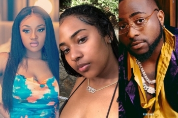 Amidst The Davido Breakup Story Trending, See What Chioma Posted On Instagram (Photo)